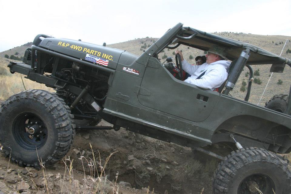 Deschutes County 4 Wheelers | Rim Butte Work Party